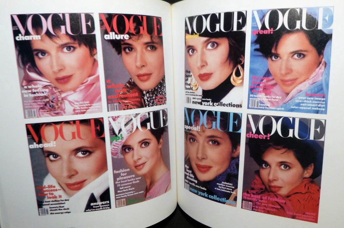 Isabella Rossellini, Some of Me, Signed - 8