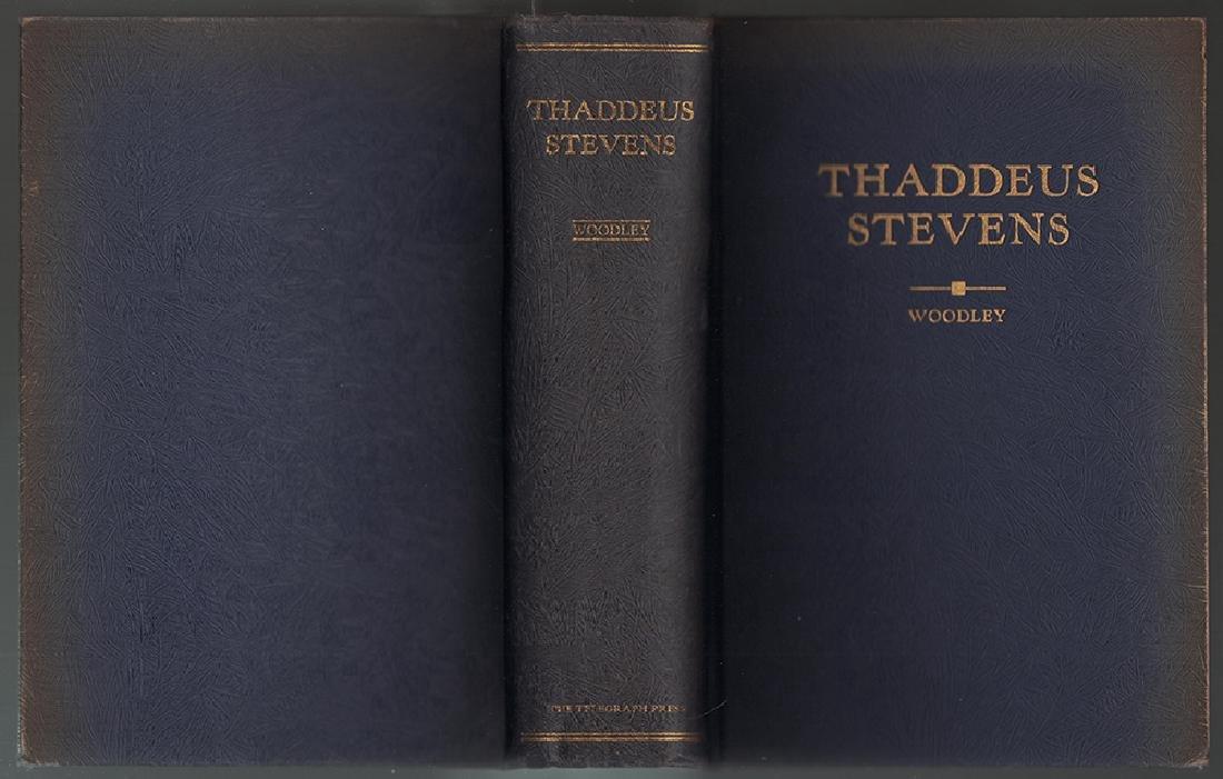 Thaddeus Stevens, Inscribed Gov. Edward Martin of Penn - 3