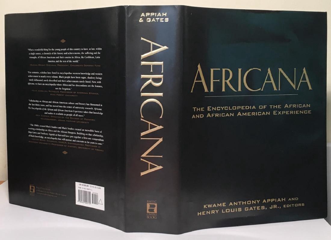 Africana, the Encyclopedia
