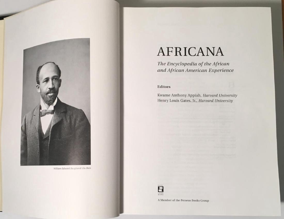 Africana, the Encyclopedia - 3