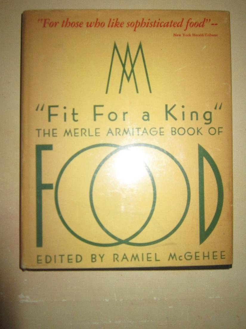 Fit for a King: Food With Edward Weston Photographs