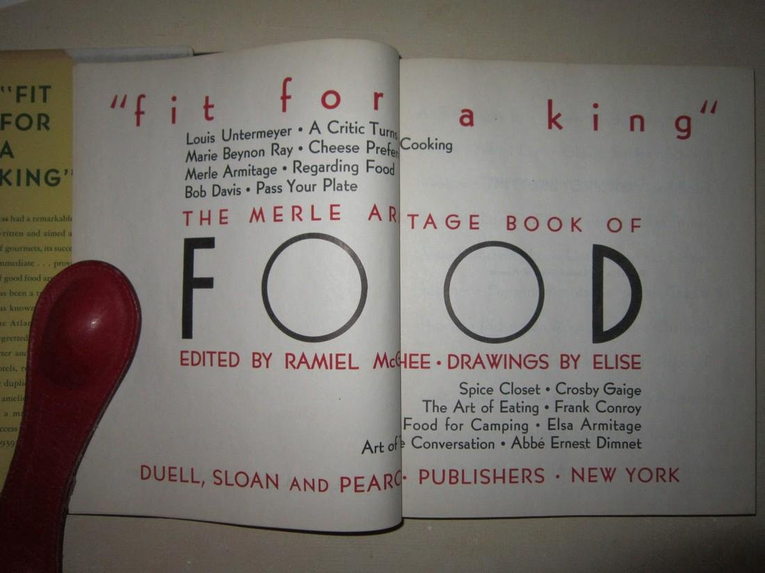 Fit for a King: Food With Edward Weston Photographs - 2