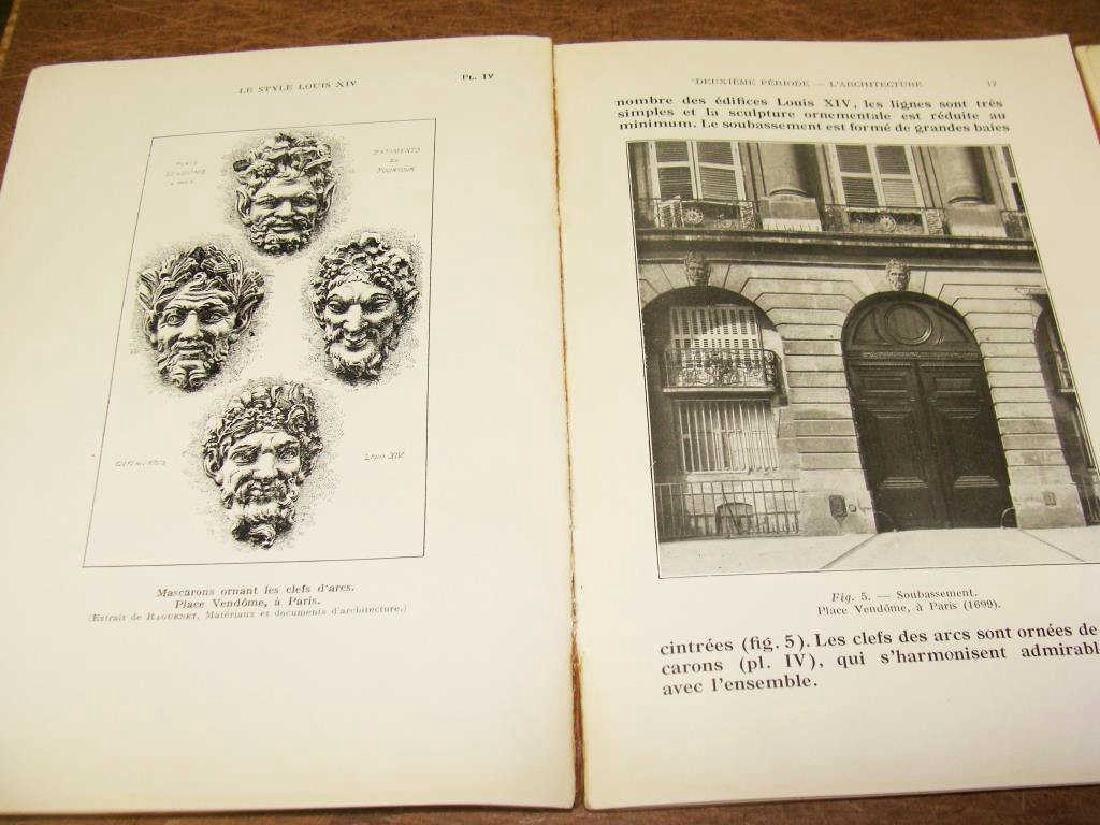 La Grammaire Des Styles, French , 4 Vols, Illustrated - 3