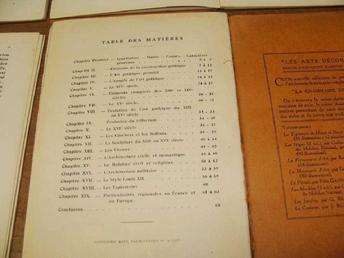 La Grammaire Des Styles, French , 4 Vols, Illustrated - 4