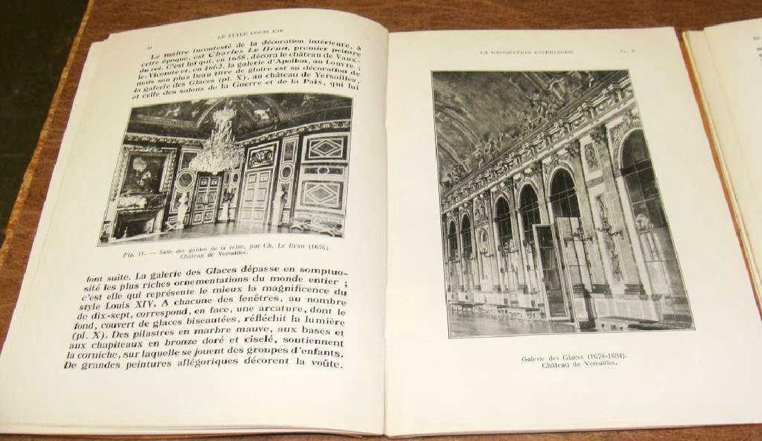 La Grammaire Des Styles, French , 4 Vols, Illustrated - 7