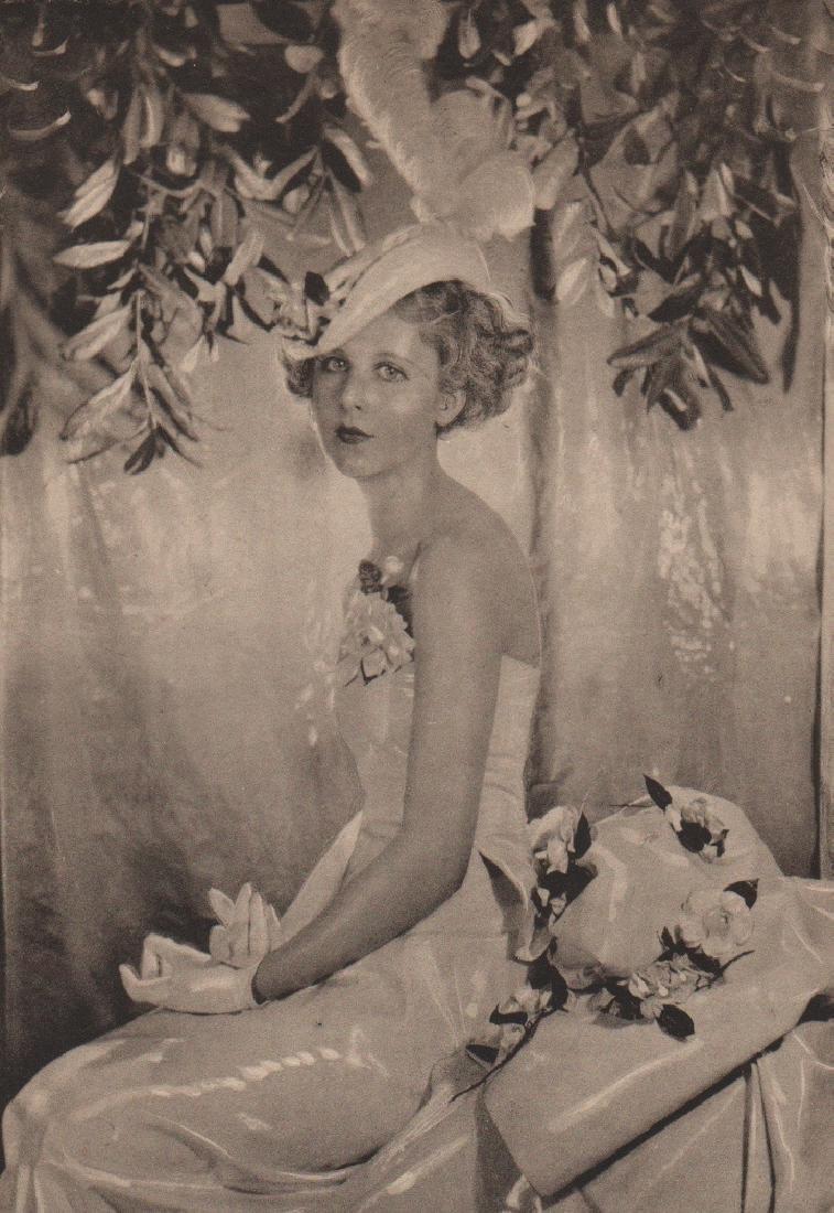 CECIL BEATON - Miss Nancy Beaton