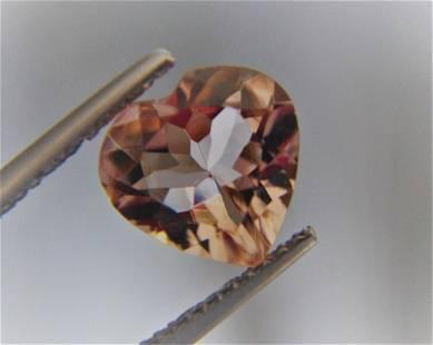 Loose Stone 210 ct Natural Morganite