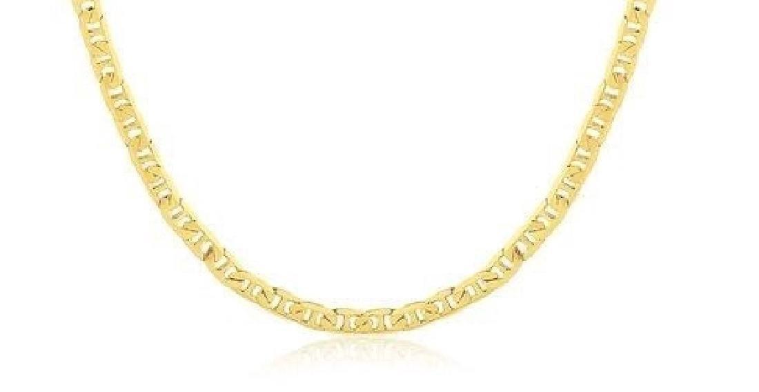 Brazilian Gold Filled Chain 24