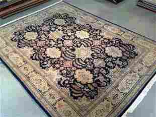 Persian Garden Design Hand Crafted Rug