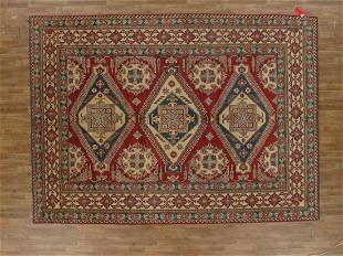 Kazak Handmade Wool Rug