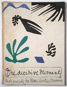 The Decisive Moment Henri Cartier Bresson First Edition
