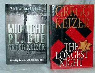 Midnight Plague Longest Night Signed First Edition