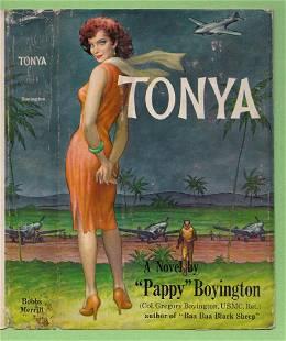 Boyington Colonel Gregory Pappy TONYA