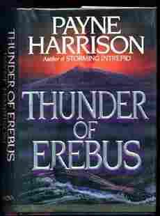 Thunder Of Erebus Payne Harrison Signed First Edition