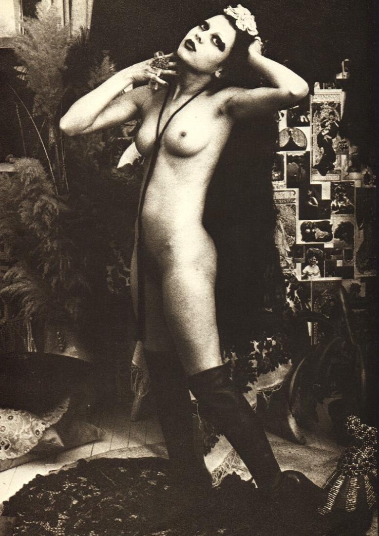 IRINA IONESCO - Nude
