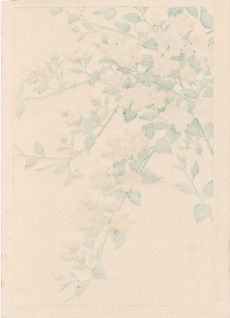 Hodo Nishimura First Edition Japanese Woodblock Print - 2