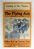 1926 Norman Studios Flying Ace Poster