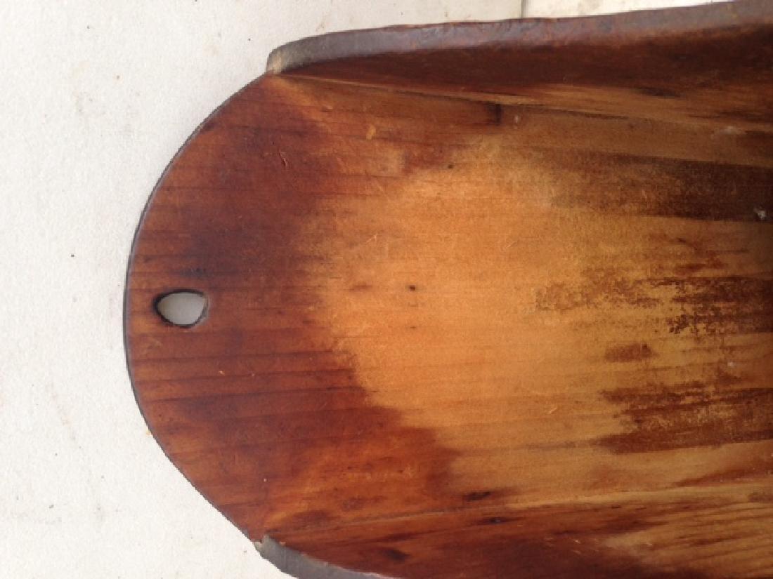 Late 19th Century Pine Wallbox - 5