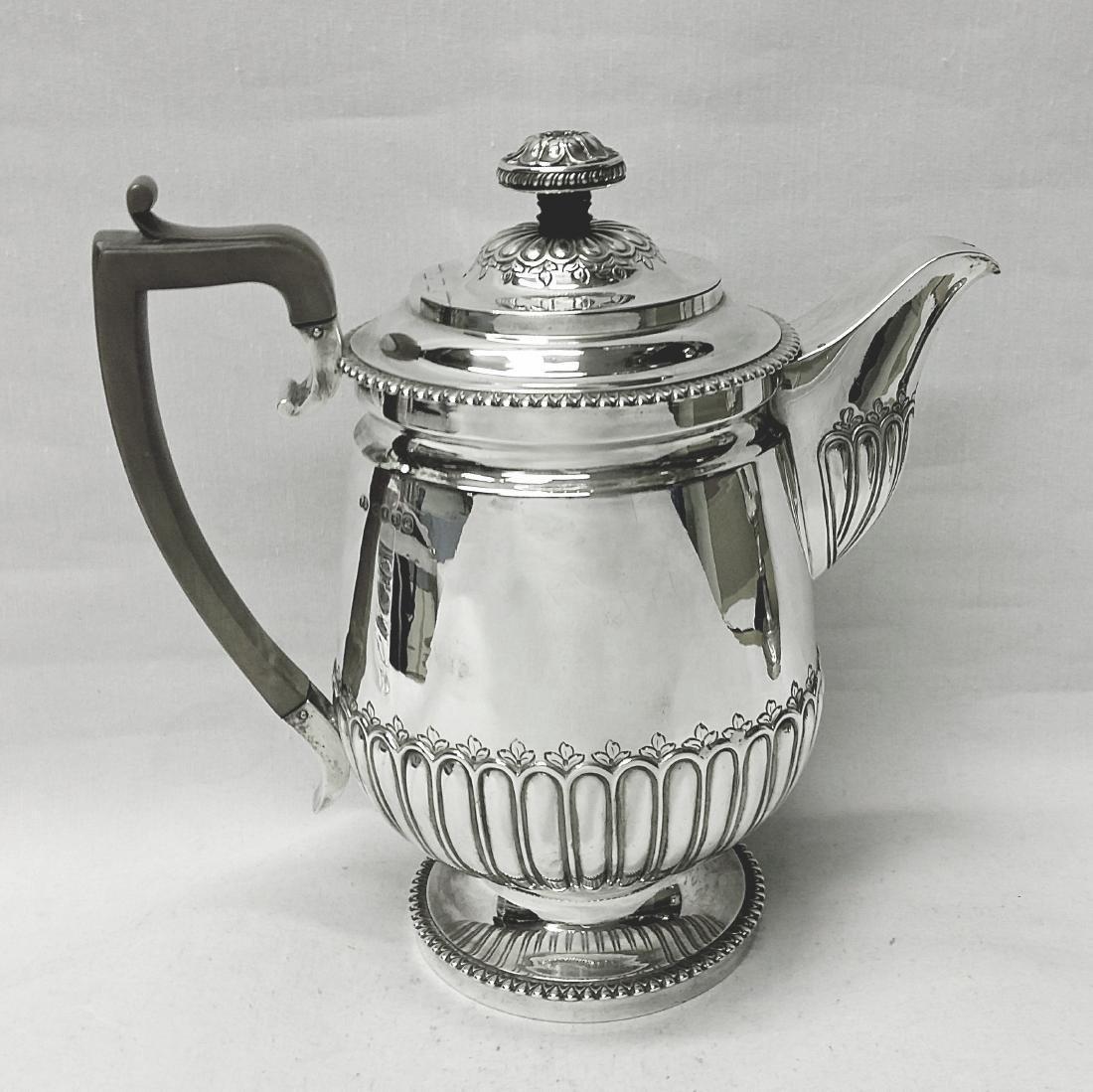 Antique Georgian Paul Storr Sterling Silver Jug, 1821