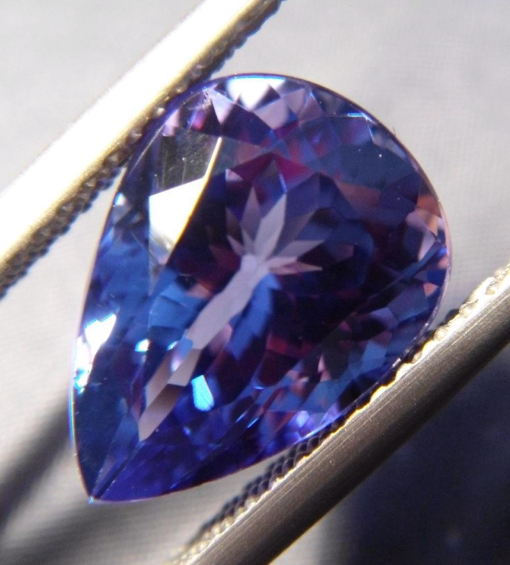 Loose Stone 4.02 ct Tanzanite