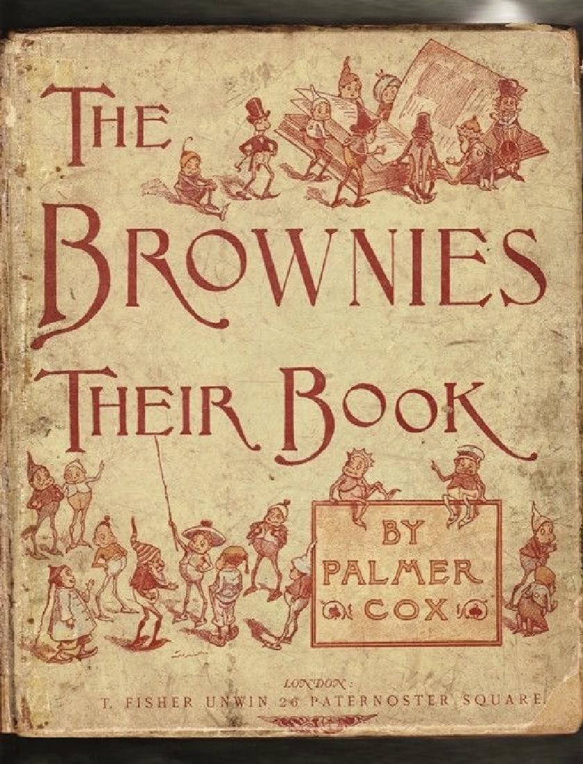 Palmer Cox The Brownies Their Book