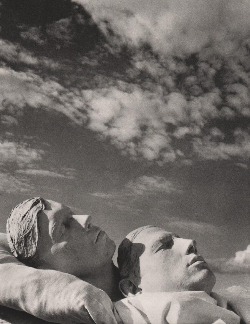 HERBERT LIST - Santorini, Greece 1937