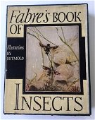 Fabre's Book of Insects. Mrs. Rodolph Stawell, Detmold