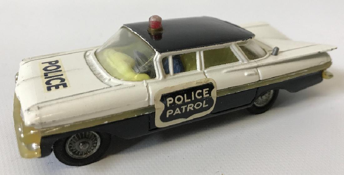 Vintage CORGI #481 POLICE PATROL CHEVROLET CHEVY IMPALA
