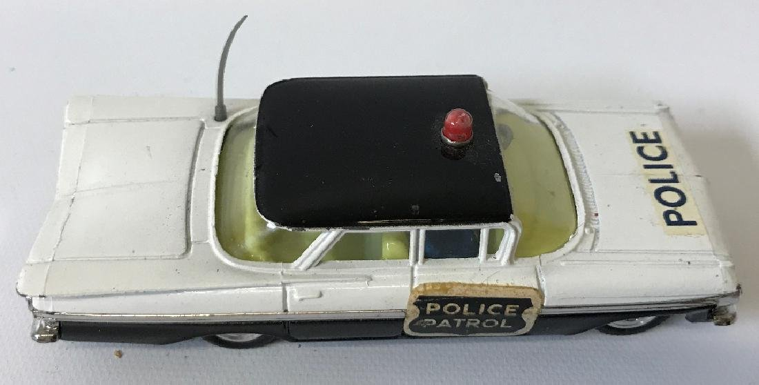 Vintage CORGI #481 POLICE PATROL CHEVROLET CHEVY IMPALA - 3
