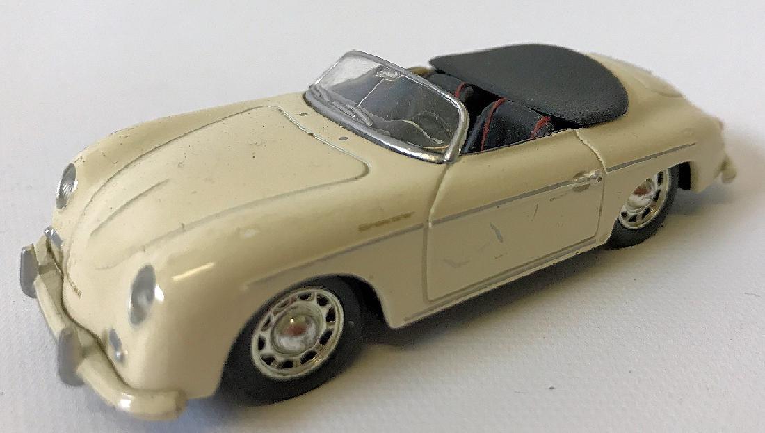 Vintage CORGI PORSCHE SPEEDSTER Toy Convertible Car