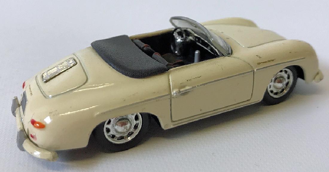 Vintage CORGI PORSCHE SPEEDSTER Toy Convertible Car - 2
