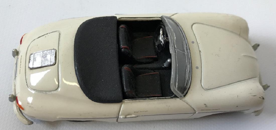 Vintage CORGI PORSCHE SPEEDSTER Toy Convertible Car - 3