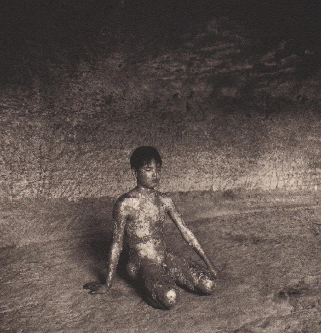 BERNARD FAUCON - Le petit Bouddha