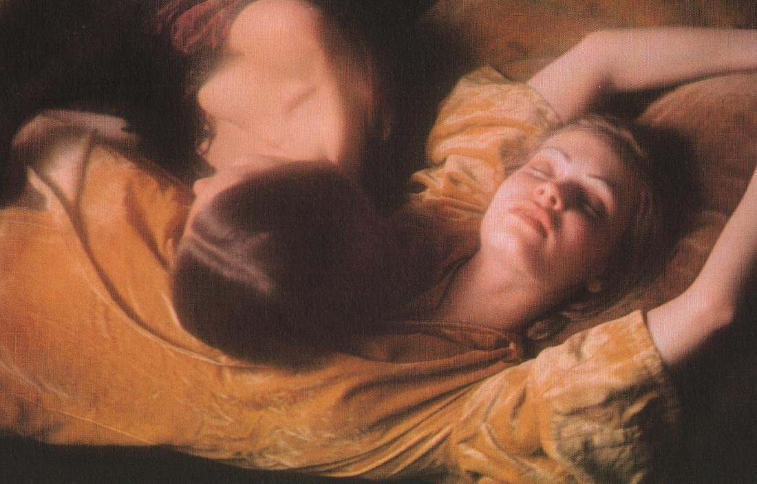 DAVID HAMILTON - On Deep Cushions