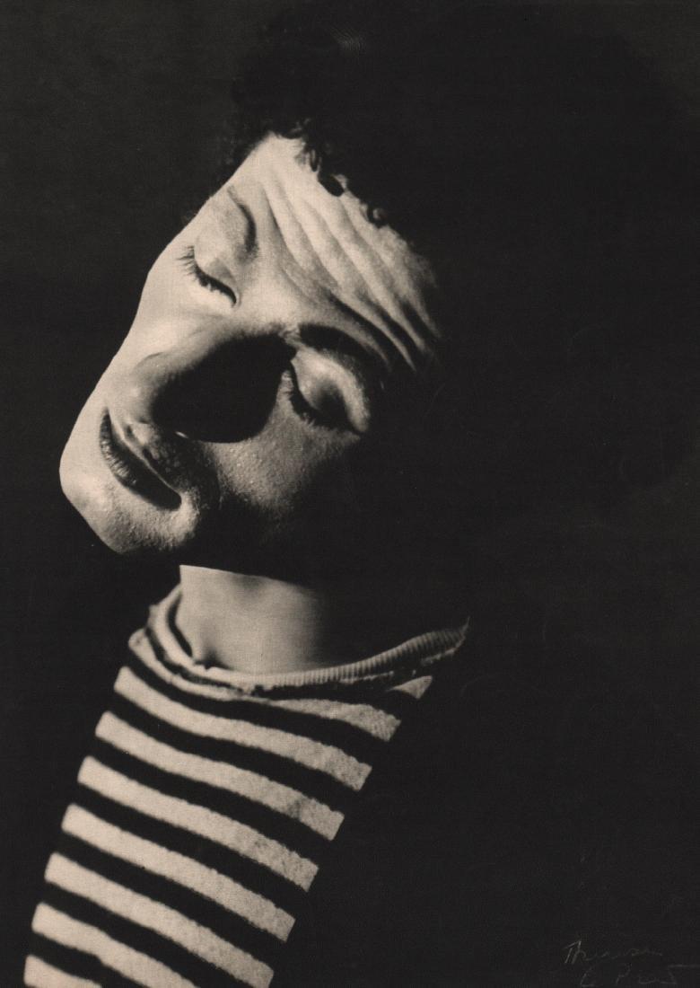 THERESE LE PRAT - Marcel Marceau