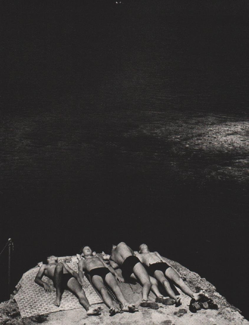 HERBERT LIST - Portofino Italy circa 1936