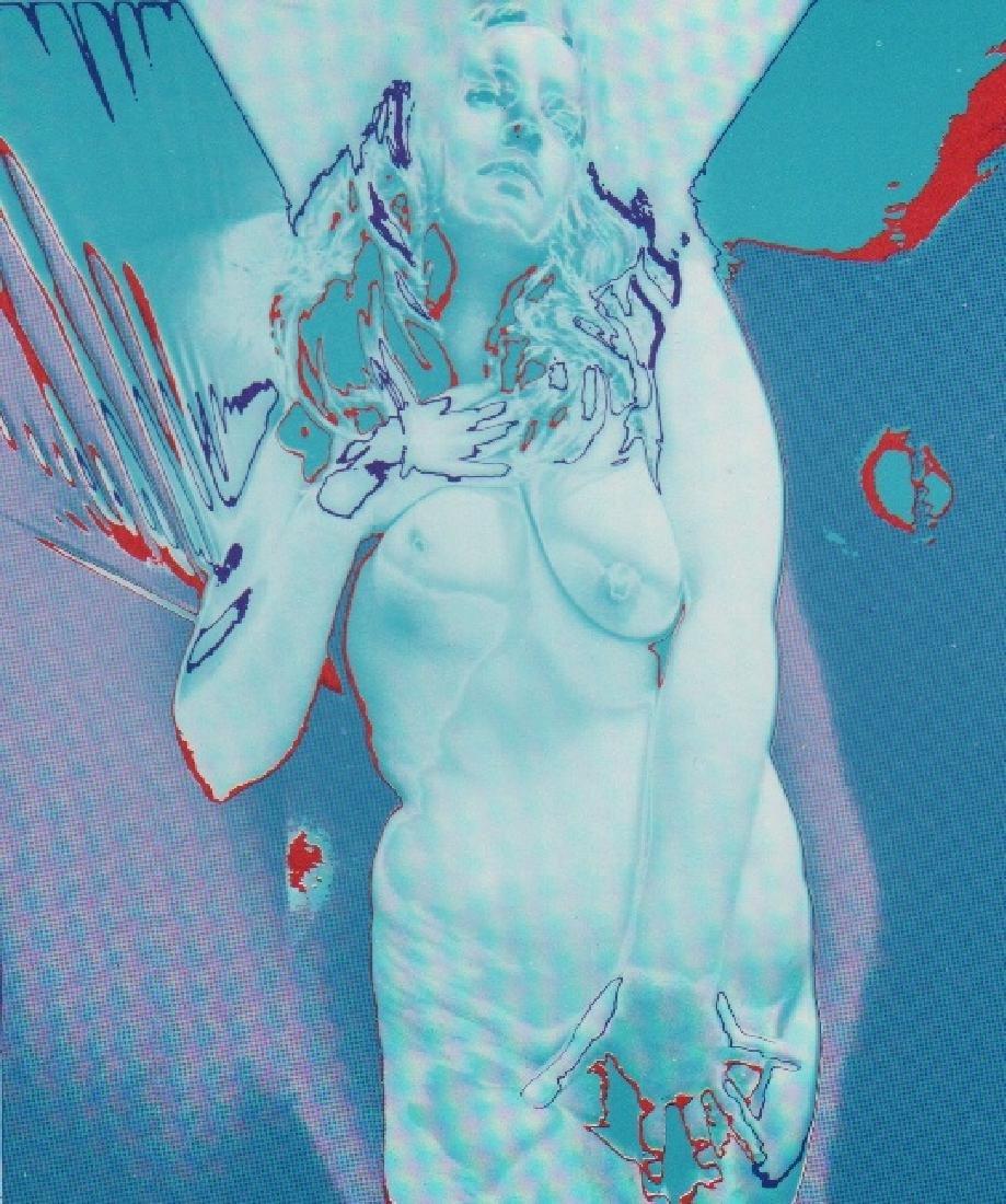 TODD WALKER - Nude Color Process