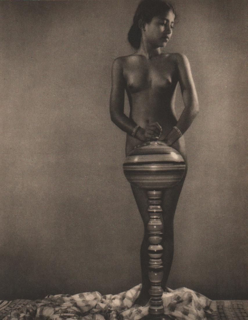 LIONEL WENDT - Nude Study, Ceylon