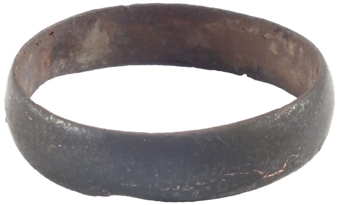 ANCIENT VIKING MAN'S WEDDING RING 10th CENTURY