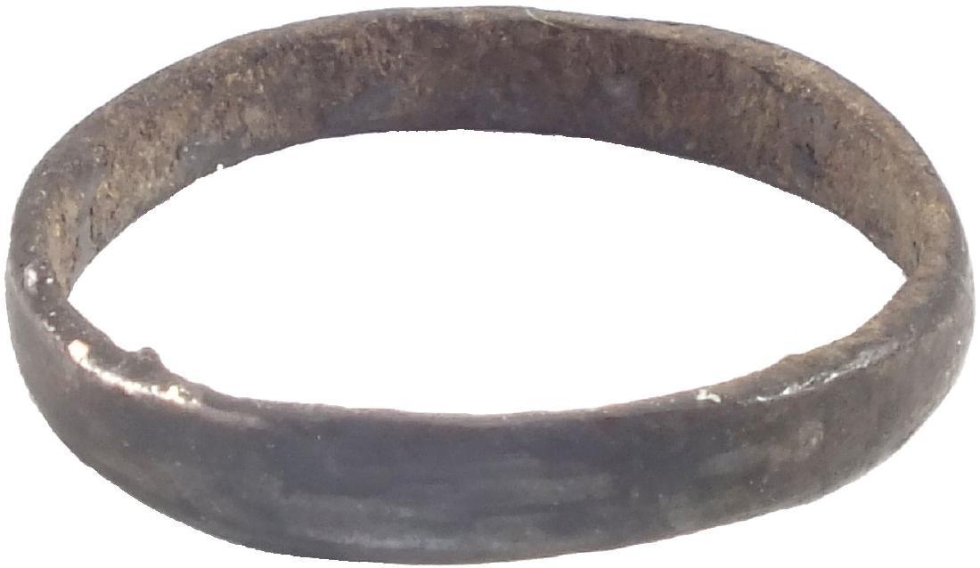ANCIENT VIKING WOMAN'S WEDDING RING 850-1050 AD
