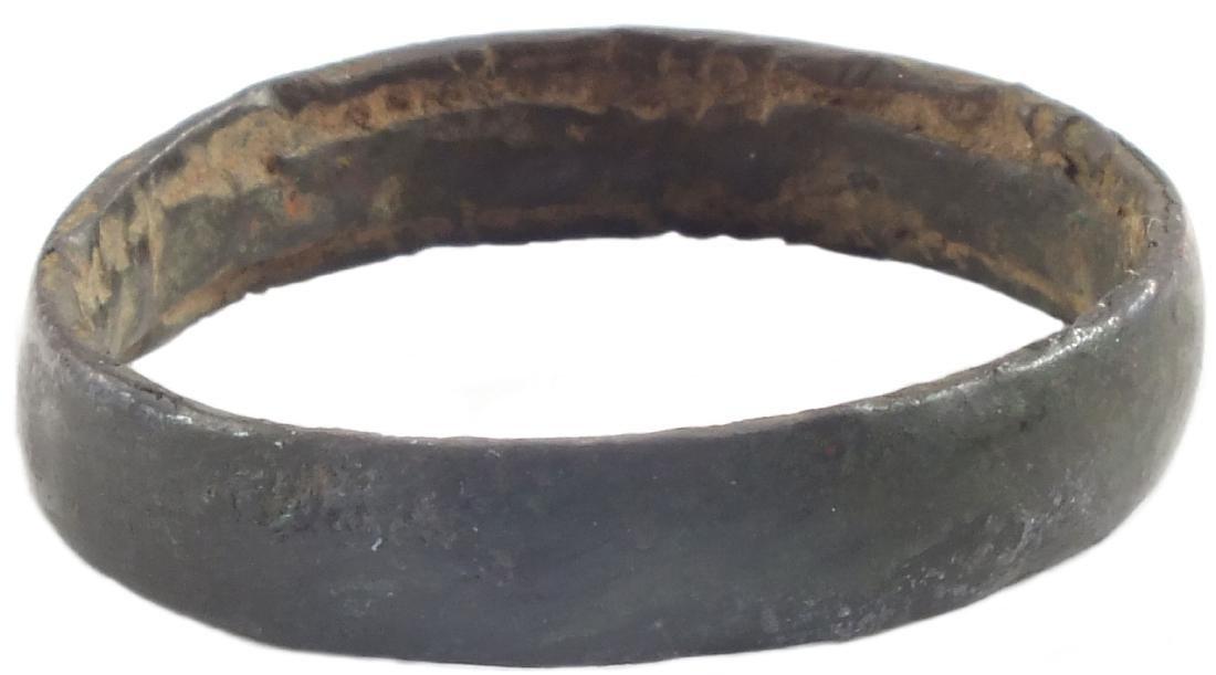 ANCIENT VIKING MAN'S WEDDING RING 850-1050 AD