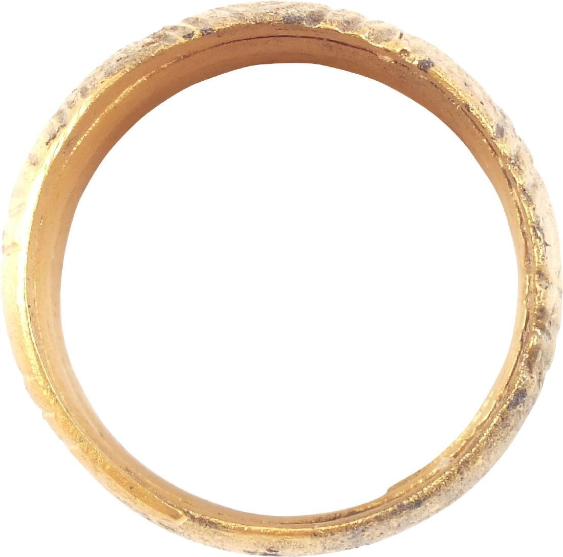 VIKING COIL RING C.850-1050 AD - 2