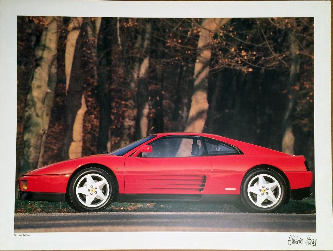"Ferrari 365 GTB/4 ""Daytona, Ferrari 348tb Prints"