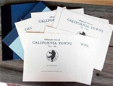 The Keepsake Series: Lithographic Views of California