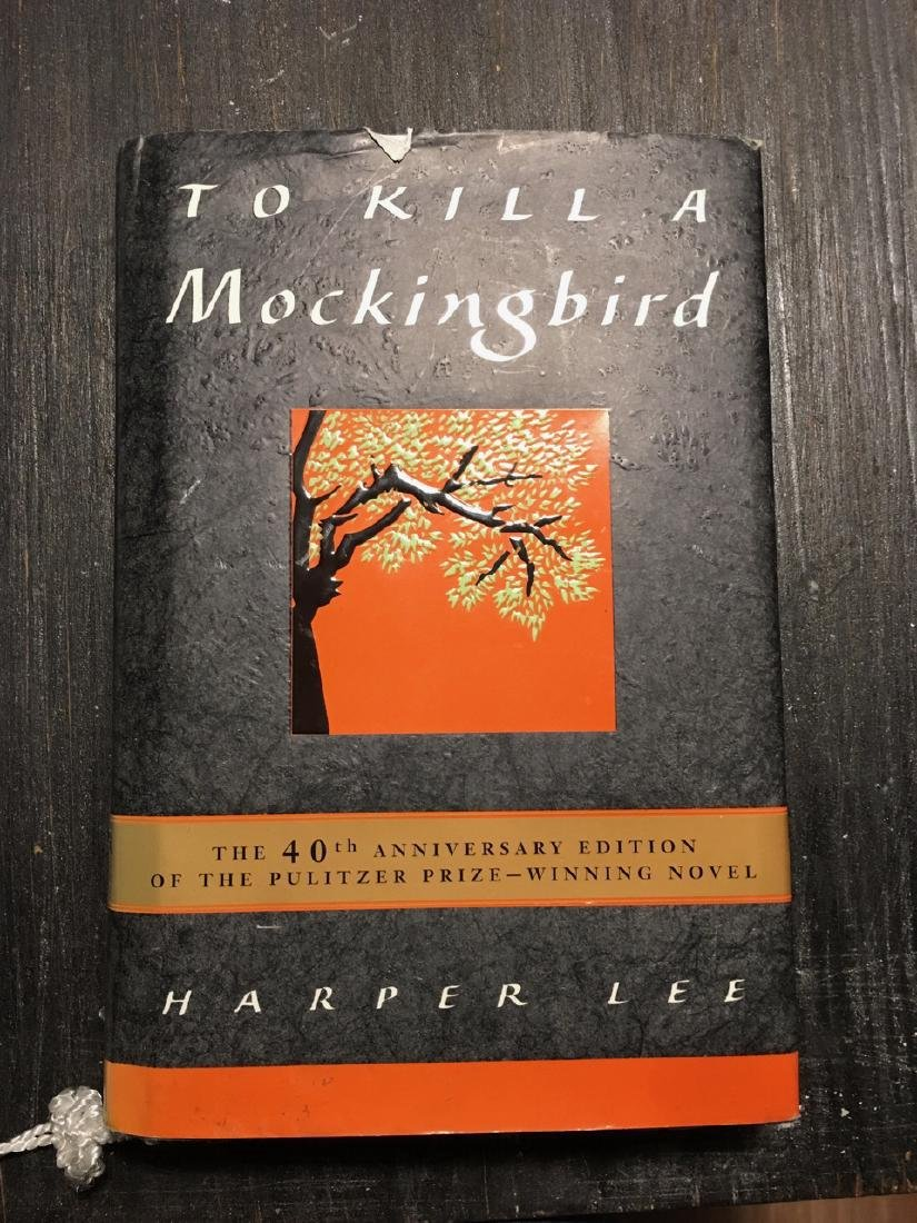 To Kill a Mockingbird by Harper Lee Signed