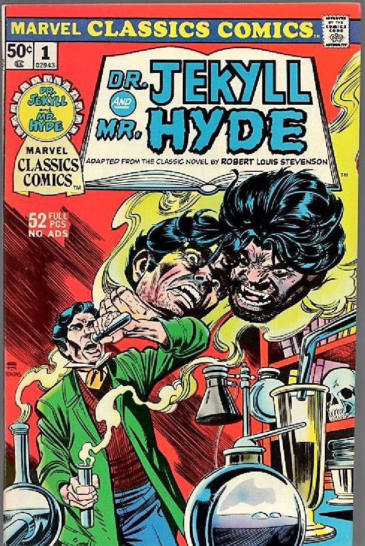 Dr. Jekyll and Mr Hyde Bill Mantlo