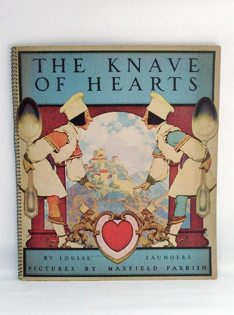 The Knave of Hearts by Louise Saunders
