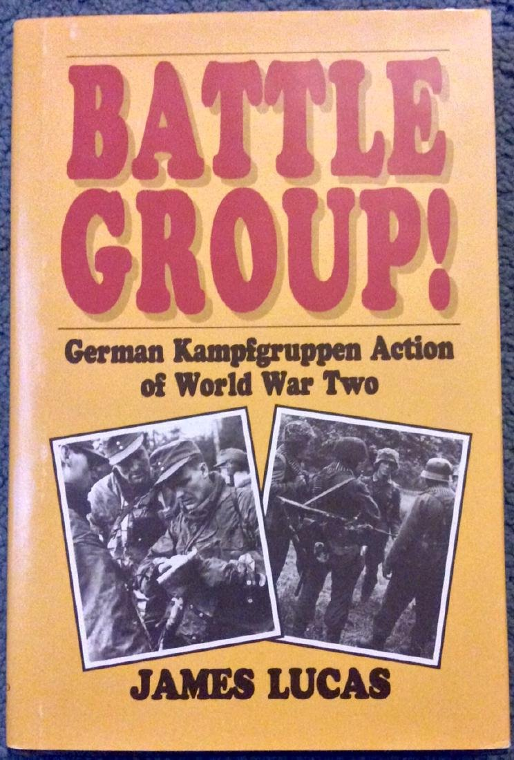 German WWII Military History 1st Edition 1st Printing