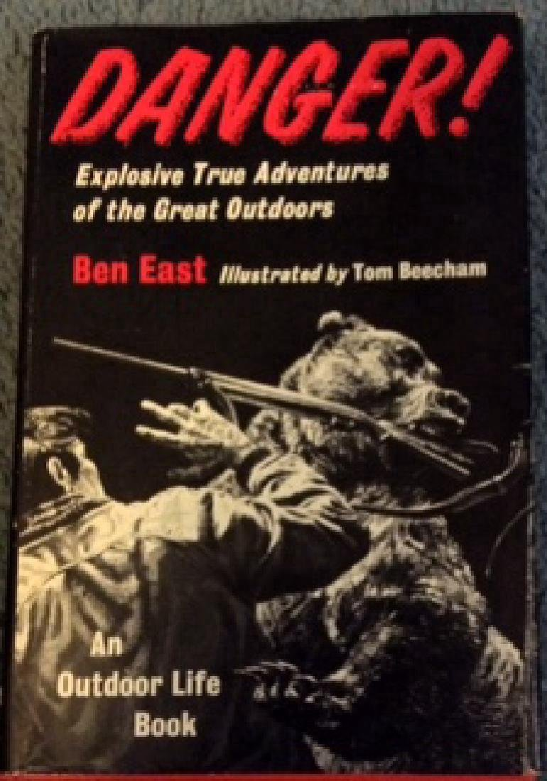 Hunting Stories Great Danger 1st Edition 1st Printing