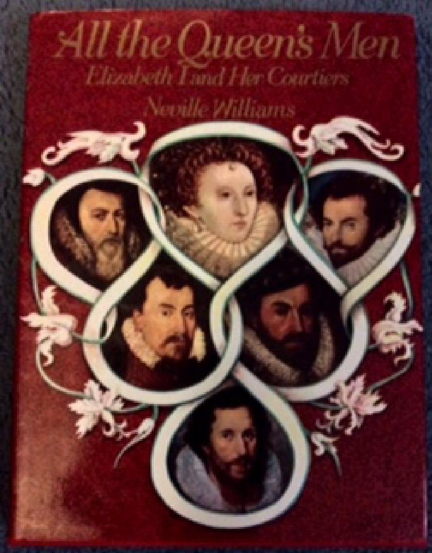 Queen Elizabeth I Government 1st Edition 1st Printing